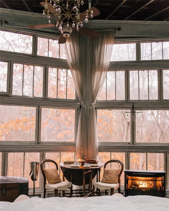 Những ngôi nhà trên cây tuyệt đẹp ai cũng muốn sống thử - Ảnh 13.