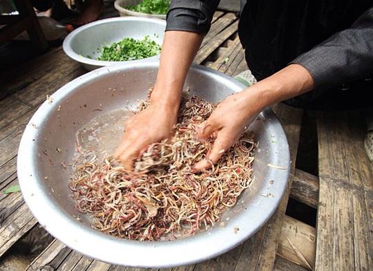 Gỏi cá- Món ăn dịp Tết của người Tây Bắc - Ảnh 3.