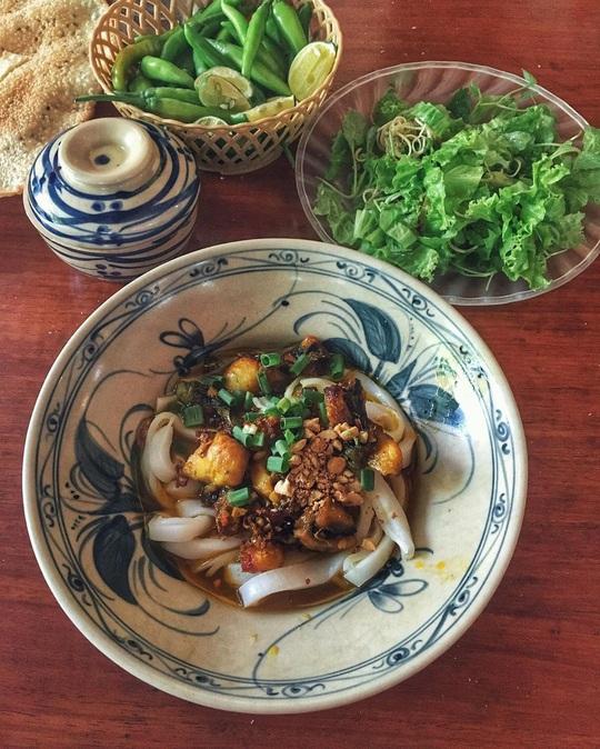 4 địa chỉ bánh tráng thịt heo ngon ở Đà Nẵng - Ảnh 4.
