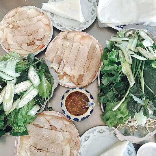 4 địa chỉ bánh tráng thịt heo ngon ở Đà Nẵng - Ảnh 5.