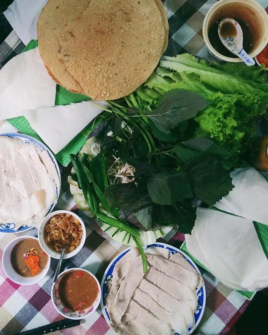4 địa chỉ bánh tráng thịt heo ngon ở Đà Nẵng - Ảnh 10.