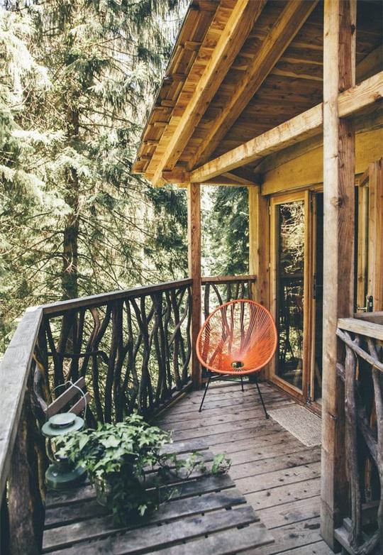 Những ngôi nhà trên cây tuyệt đẹp ai cũng muốn sống thử - Ảnh 10.