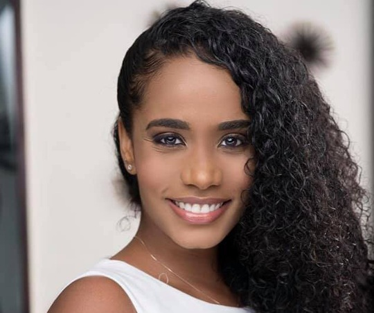 Nhan sắc Hoa hậu Thế giới 2019 người Jamaica gây tranh cãi - Ảnh 4.
