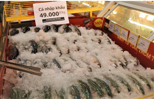Thịt đội giá, bà nội trợ đổ xô đến Bách hóa Xanh săn cá nhập khẩu 49.000 đồng/kg - Ảnh 3.