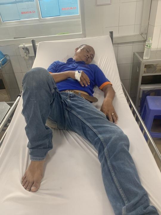 Quản lý khách sạn ở Phú Quốc bị đánh nhập viện - Ảnh 1.
