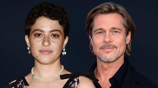 Brad Pitt lại dự tiệc tại nhà vợ cũ - Ảnh 4.