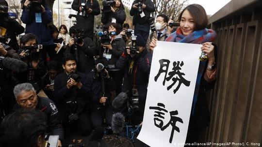 Nữ nhà báo thắng kiện vụ hiếp dâm rúng động nước Nhật - Ảnh 2.