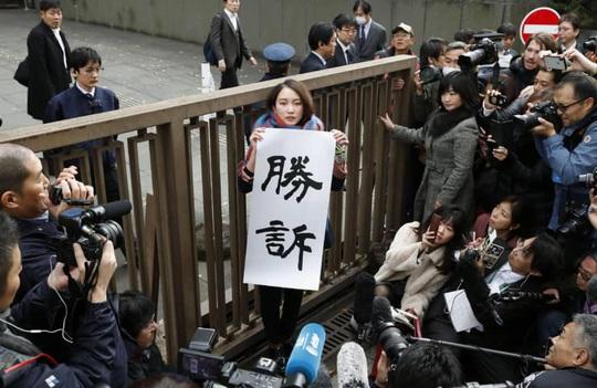 Nữ nhà báo thắng kiện vụ hiếp dâm rúng động nước Nhật - Ảnh 3.