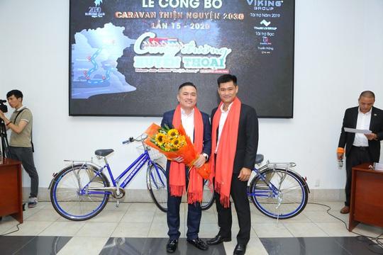 """Caravan 2030 sẽ chinh phục """"cung đường huyền thoại"""" qua 3 nước Việt Nam, Thái Lan, Lào - Ảnh 1."""