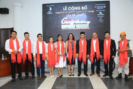 """Caravan 2030 sẽ chinh phục """"cung đường huyền thoại"""" qua 3 nước Việt Nam, Thái Lan, Lào - Ảnh 2."""