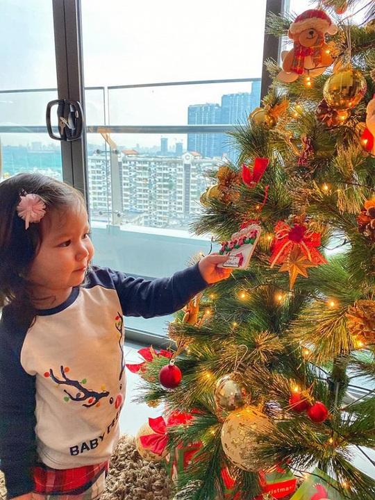 Đàm Vĩnh Hưng, Phạm Hương và loạt sao Việt trang trí biệt thự đón Giáng Sinh - Ảnh 15.
