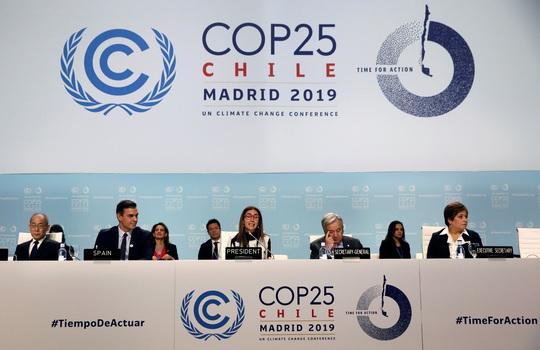 Khủng hoảng khí hậu đe dọa thế giới - Ảnh 1.