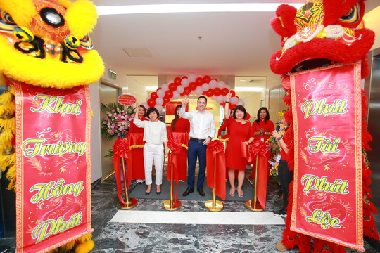 DKSH chuyển văn phòng chi nhánh tại Hà Nội - Ảnh 1.