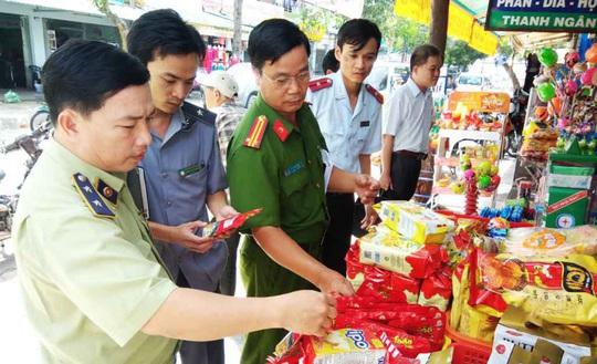 Hà Nội tiếp tục thanh tra chuyên ngành an toàn thực phẩm - Ảnh 1.