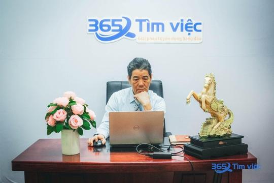 CEO Trương Văn Trắc - Người hái những trái ngọt chín đậm ở tuổi nghỉ hưu - Ảnh 1.