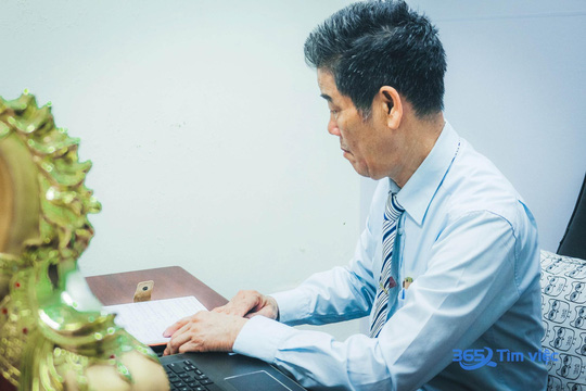 CEO Trương Văn Trắc - Người hái những trái ngọt chín đậm ở tuổi nghỉ hưu - Ảnh 4.