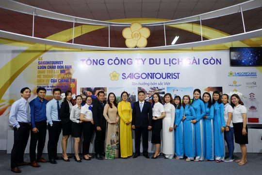 Saigontourist đạt nhiều giải thưởng tại Lễ vinh danh các cá nhân, doanh nghiệp tiêu biểu năm 2019 của du lịch Việt Nam - Ảnh 2.