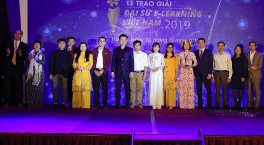 Cô giáo dạy học trò khiếm thính trở thành Đại sứ E-Learning Việt Nam - Ảnh 3.