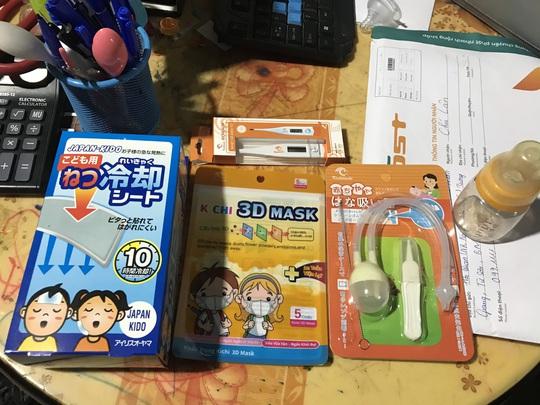 Nhập thiết bị y tế, đồ dùng trẻ em từ Trung Quốc, doanh nghiệp hô biến thành hàng Nhật, Hàn - Ảnh 2.