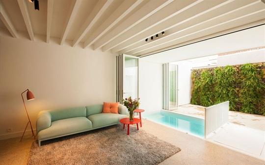 9 kiến trúc bể bơi trong nhà tuyệt đẹp - Ảnh 2.