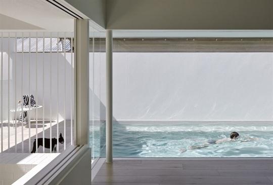 9 kiến trúc bể bơi trong nhà tuyệt đẹp - Ảnh 5.