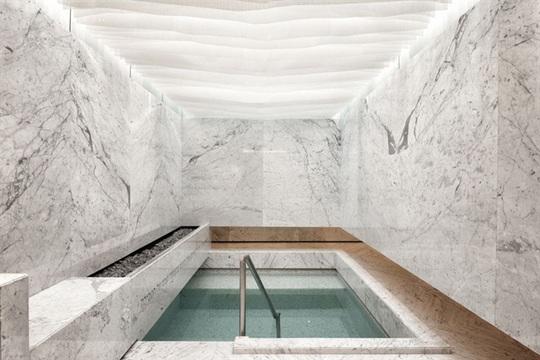 9 kiến trúc bể bơi trong nhà tuyệt đẹp - Ảnh 7.
