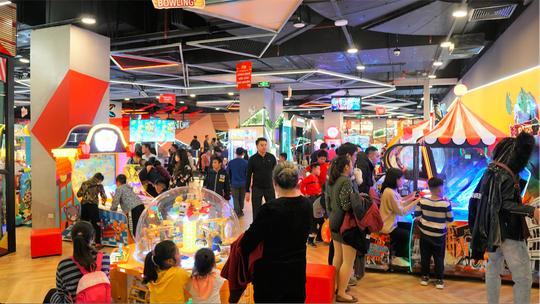 Timezone khai trương trung tâm giải trí lớn nhất tại Aeon Mall Hà Đông - Ảnh 1.