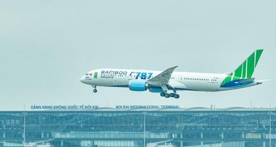 Siêu máy bay Boeing 787-9 Dreamliner mới nhận của Bamboo Airways sẽ bay đường bay nào? - Ảnh 1.