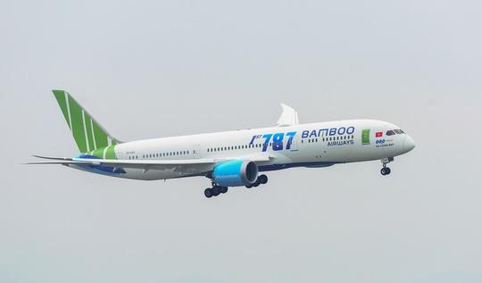 Siêu máy bay Boeing 787-9 Dreamliner mới nhận của Bamboo Airways sẽ bay đường bay nào? - Ảnh 4.