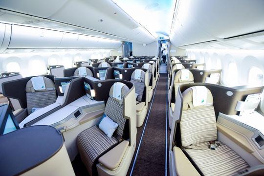 Siêu máy bay Boeing 787-9 Dreamliner mới nhận của Bamboo Airways sẽ bay đường bay nào? - Ảnh 6.
