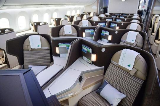 Siêu máy bay Boeing 787-9 Dreamliner mới nhận của Bamboo Airways sẽ bay đường bay nào? - Ảnh 7.