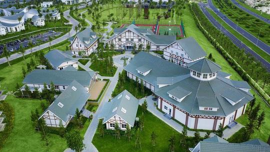 Dòng vốn ngoại đang tăng dần trên thị trường bất động sản - Ảnh 1.