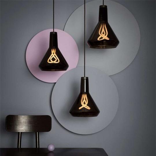 Những mẫu đèn chiếu sáng ấn tượng nhất dành cho phòng ngủ - Ảnh 5.