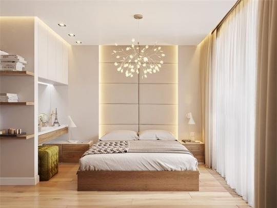 Những mẫu đèn chiếu sáng ấn tượng nhất dành cho phòng ngủ - Ảnh 10.