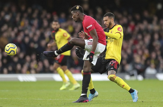 Paul Pogba tái xuất, Man United thua tan tác trước Watford - Ảnh 8.