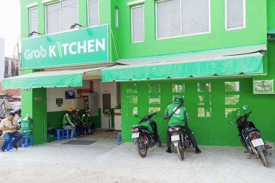 Grab ra mắt GrabKitchen Bình Thạnh, mở rộng mô hình căn bếp trung tâm - Ảnh 1.