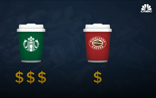 Lý do khiến Starbucks và các chuỗi cà phê quốc tế lép vế tại Việt Nam - Ảnh 1.