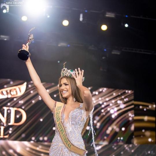 Nhan sắc 7 tân hoa hậu của thế giới năm 2019 - Ảnh 14.