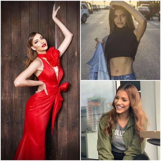 Nhan sắc 7 tân hoa hậu của thế giới năm 2019 - Ảnh 16.