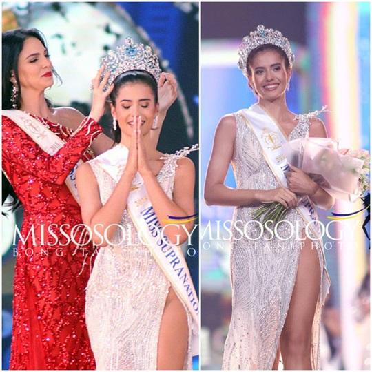 Nhan sắc 7 tân hoa hậu của thế giới năm 2019 - Ảnh 17.