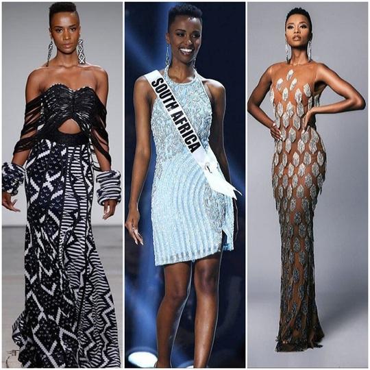 Nhan sắc 7 tân hoa hậu của thế giới năm 2019 - Ảnh 6.