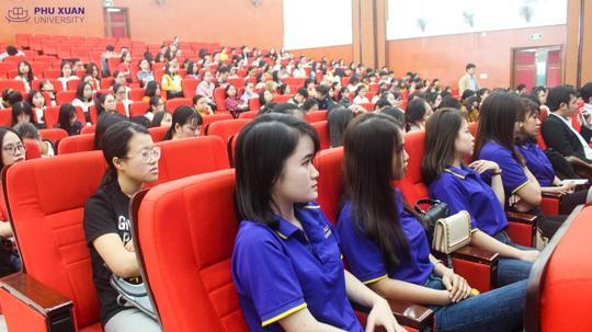 Sinh viên ĐH Phú Xuân gọi vốn thành công 250 triệu đồng - Ảnh 1.