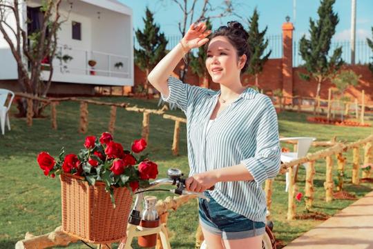 Lý Nhã Kỳ khai trương resort lãng mạn ở Đà Lạt - Ảnh 1.