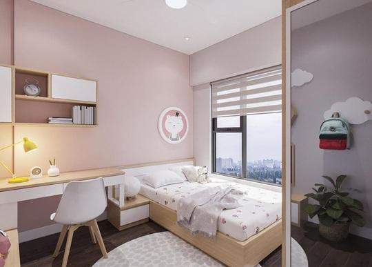 Mê mẩn với những mẫu thiết kế phòng ngủ dành riêng cho bé - Ảnh 2.