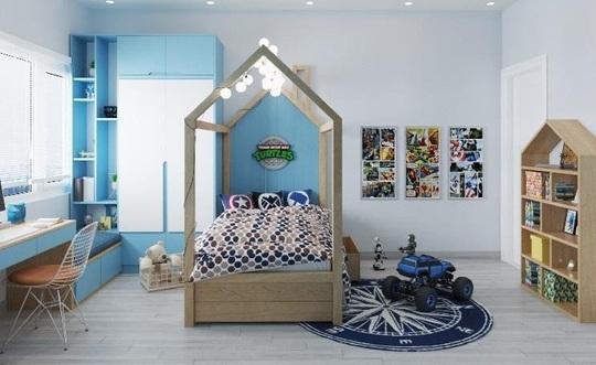Mê mẩn với những mẫu thiết kế phòng ngủ dành riêng cho bé - Ảnh 12.