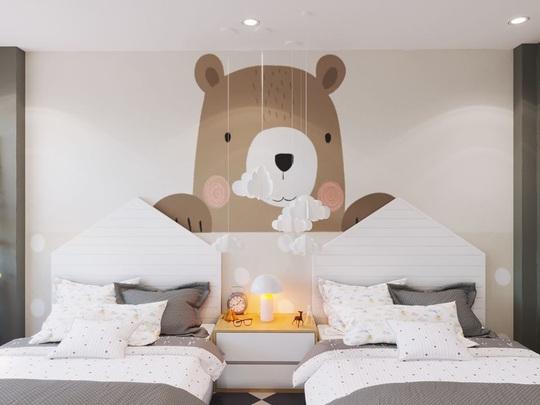Mê mẩn với những mẫu thiết kế phòng ngủ dành riêng cho bé - Ảnh 4.