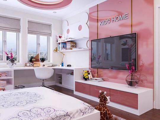 Mê mẩn với những mẫu thiết kế phòng ngủ dành riêng cho bé - Ảnh 7.