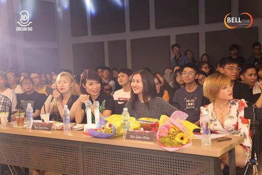 """Diễn giả, MC Thi Thảo: """"Cái duyên"""" gắn kết với sinh viên - Ảnh 3."""