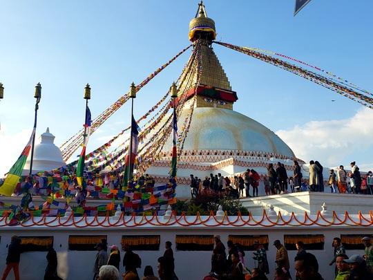 Cuộc sống bình lặng đến bất ngờ ở Nepal - Ảnh 1.