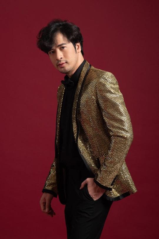 Mặc suit cực chất như diễn viên Đoàn Minh Tài - Ảnh 5.